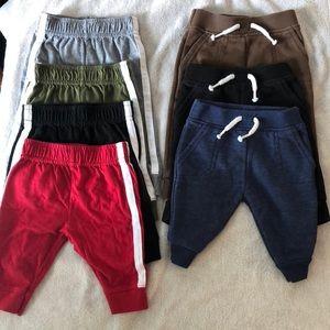 Gently used baby boy pants